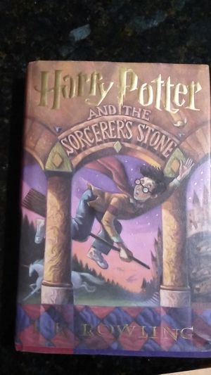 Harry Potter and the scorcers stone for Sale in Winter Haven, FL