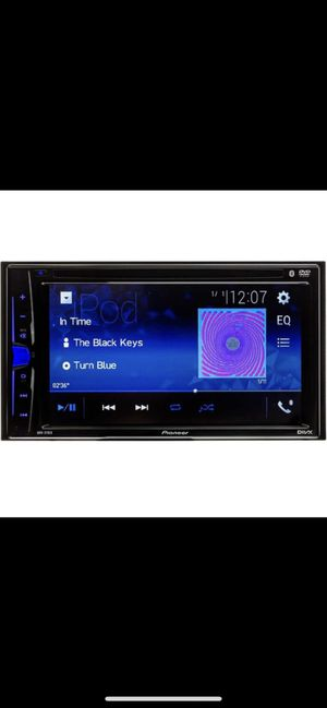 Pioneer AVH-211EX DVD RDS AV RECEIVER RADIO for Sale in Rancho Cucamonga, CA