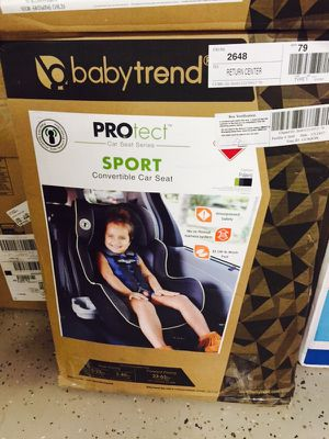 Babytrend sport convertible car seat for Sale in Las Vegas, NV