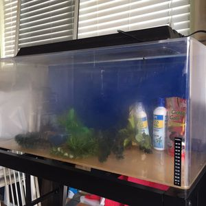 Seaclear Aquarium w/extras for Sale in Issaquah, WA