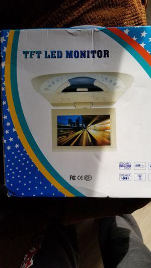 9 inch flipdown monitor for Sale in Millington, TN