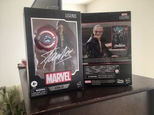 Marvel legends Series Stan Lee for Sale in Moreno Valley, CA