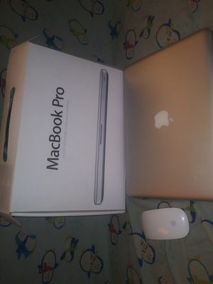 Selling my macbook pro 13-inch LED wireless screen2011...not locked either .. notebook .dont need it anymore i got me a new macbook for Sale in Los Angeles, CA