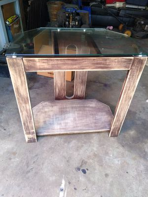 Rustic TV stand for Sale in Macon, GA