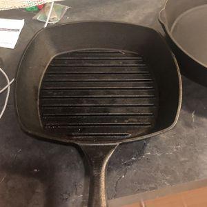 Cast Iron for Sale in Arlington, VA