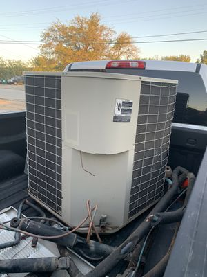 5ton R22 ac unit still works no leaks for Sale in Burleson, TX