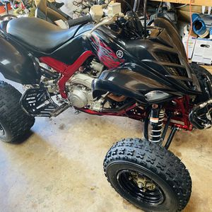 2008 YAMAHA RAPTOR SPECIAL EDITION 700R for Sale in Allen, TX