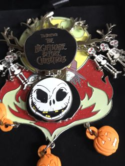 Featured artist pin nightmare before Christmas for Sale in Irvine,  CA