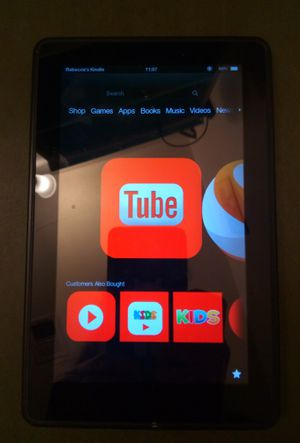 Amazon Kindle Fire 1st Generation for Sale in North Las Vegas, NV