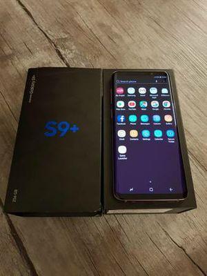Samsung Galaxy S9 Plus 64GB for Sale in Nashville, TN
