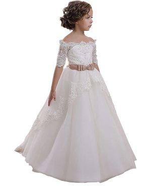 Beautiful Flower Girl Lace Dress for Sale in Hialeah, FL