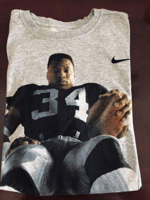 Rare Nike Bo Jackson Shirt Size Large for Sale in San Francisco, CA