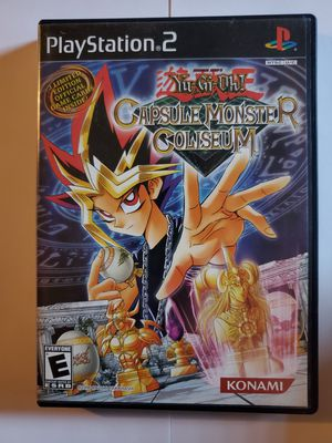 YU-GI-OH Capsule Monster Coliseum for Sale in Goldfield, IA