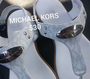 MICHAEL KORS Sandals for Sale in Rialto, CA