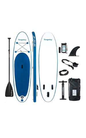 Fun Water Inflatable Paddle Board for Sale in Newport News, VA