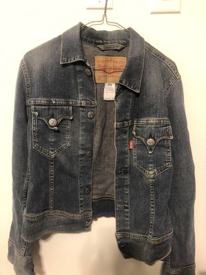 Levi's blue jean jacket for Sale in Austin, TX