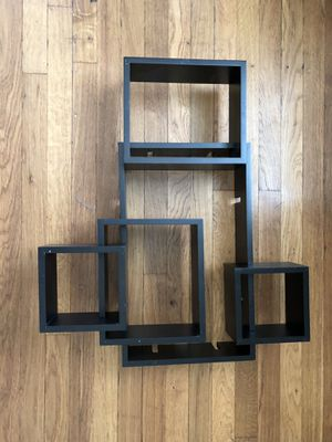 Wall decoration shelving for Sale in Fresno, CA
