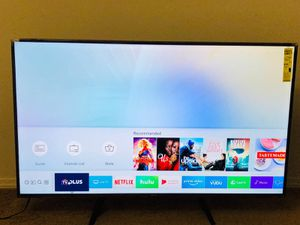 Samsung 55 inch 4k UHD smart tv for Sale in Hillsboro, OR
