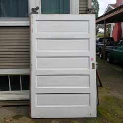 Antique Large Pocket Door for Sale in Oregon City, OR