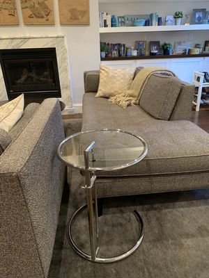 Room and Board adjustable height end table for Sale in Boston, MA