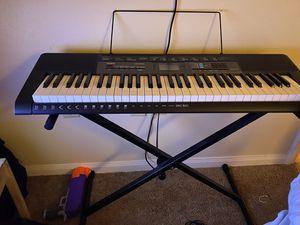 Casio keyboard for Sale in Brownsville, TX