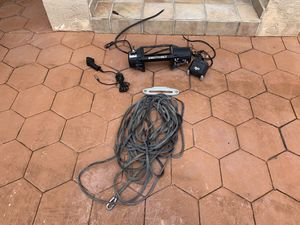 Smittybilt winch X2O 10,000 lbs synthetic rope for Sale in Miami, FL