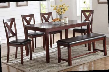 Dining table set. Brand new in original boxes for Sale in Ontario,  CA