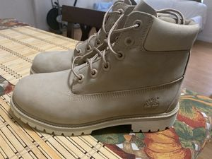 New Timberland boots 6.5y $110 obo for Sale in Inglewood, CA