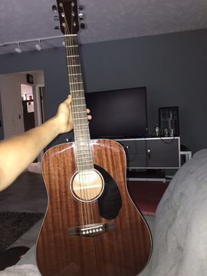 Fender acoustic guitar for Sale in Cleveland, OH