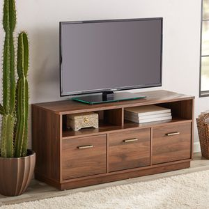 TV Stand 3 Door Entertainment Center Media Storage Cabinet for Sale in New Orleans, LA