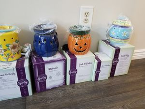 Scentsy Warmers New for Sale in Morgan, UT