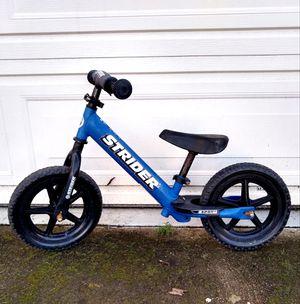 Strider balance bike for Sale in San Lorenzo, CA