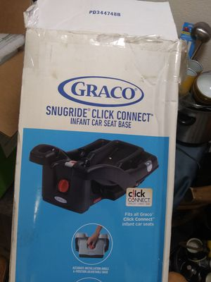 Graco car seat base Infant. New for Sale in Rohnert Park, CA