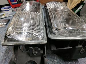T84 European Glass Headlights Rare Impala SS Caprice 1994 1995 1996 for Sale in Gilroy, CA