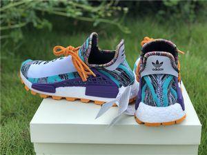 Pharrell X Adidas Afro NMD Hu Pack Aqua Multi for Sale in Dearborn, MI
