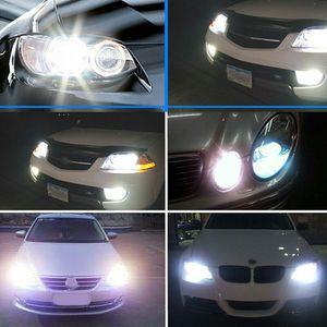 Led headlight bulbs - hid lights kit - h11 h13 h7 9007 h1 9006 chevy Acura gmc Yukon Tahoe Silverado any ride for Sale in Phoenix, AZ