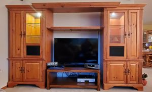 Entertainment Center for Sale in Snohomish, WA