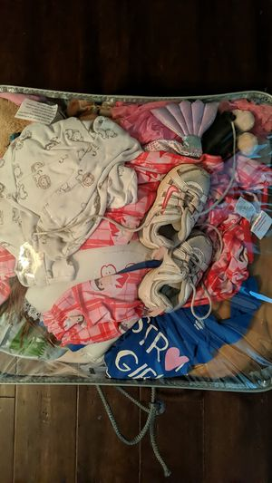 Misc. Kids (girl) clothing, shoes, toys, etc. for Sale in El Cajon, CA