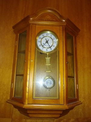 Bulova Antique Wall Clock for Sale in Portland, OR