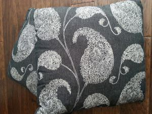 4 Accent Pillows - Grey/White 18x18 for Sale in Washington, DC