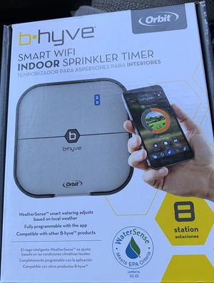 Orbit B-Hyve. Smart WiFi sprinkler timer 8 station by Orbit . for Sale in Riverside, CA