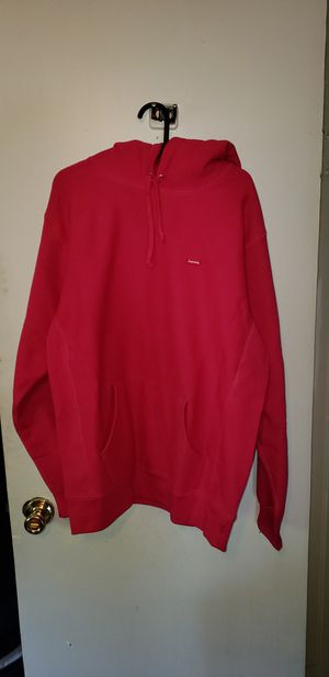 Supreme Small box logo hoodie for Sale in Escondido, CA