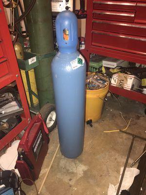 Argon Co2 welding tank for Sale in Rockwall, TX