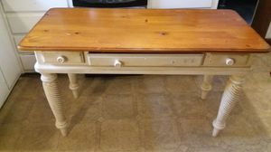 Classic Antique desk top for Sale in Mableton, GA