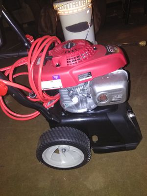 Pressure washer Honda high performance easy start for Sale in NC, US