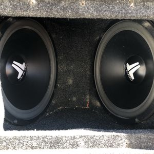 2 12in JL Audio Subwoofer 🔊 for Sale in Anaheim, CA
