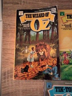 The Wonderful World Of Oz Series By L. Frank Baum for Sale in Washington,  DC