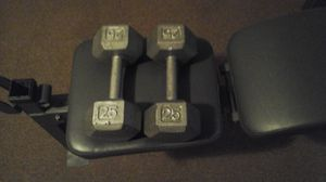 Dumbbells for Sale in Harper Woods, MI