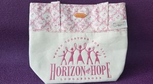 Longaberger Horizon of Hope Bag for Sale in Durham, NC