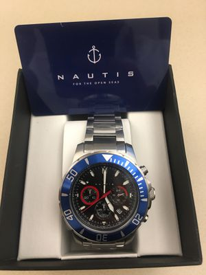 Nautis watch for Sale in West Hartford, CT